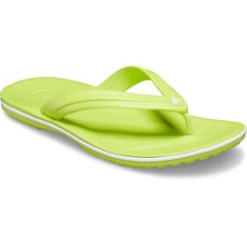 Crocs Crocband Sandaler, grøn